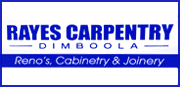 Rayes Carpentry Dimboola