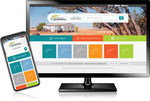 The Wimmera Mallee Directory website